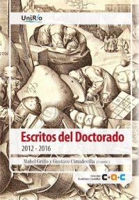 ESCRITOS DEL DOCTORADO. 2012–2016