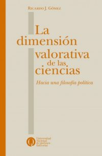 VALUE DIMENSION OF SCIENCES. TOWARDS A POLITICAL PHILOSOPHY