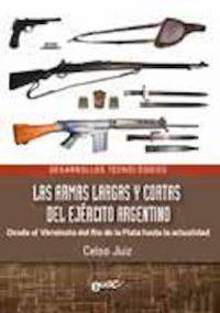 LAS ARMAS LARGAS Y CORTAS DEL EJÉRCITO ARGENTINO