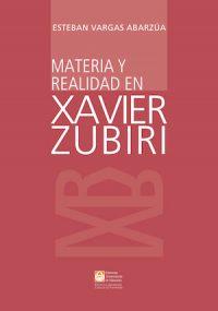 MATTER AND REALITY IN XAVIER ZUBIRI
