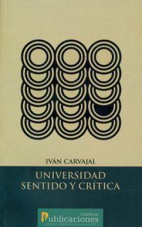 UNIVERSIDAD, SENTIDO Y CRÍTICA